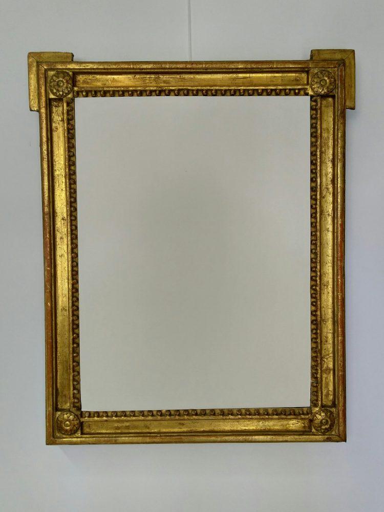 Historische Rahmen kaufen: Josefinischer Spiegelrahmen